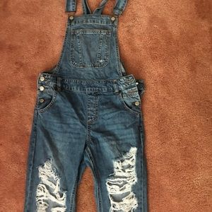 Overall Jeans 👖